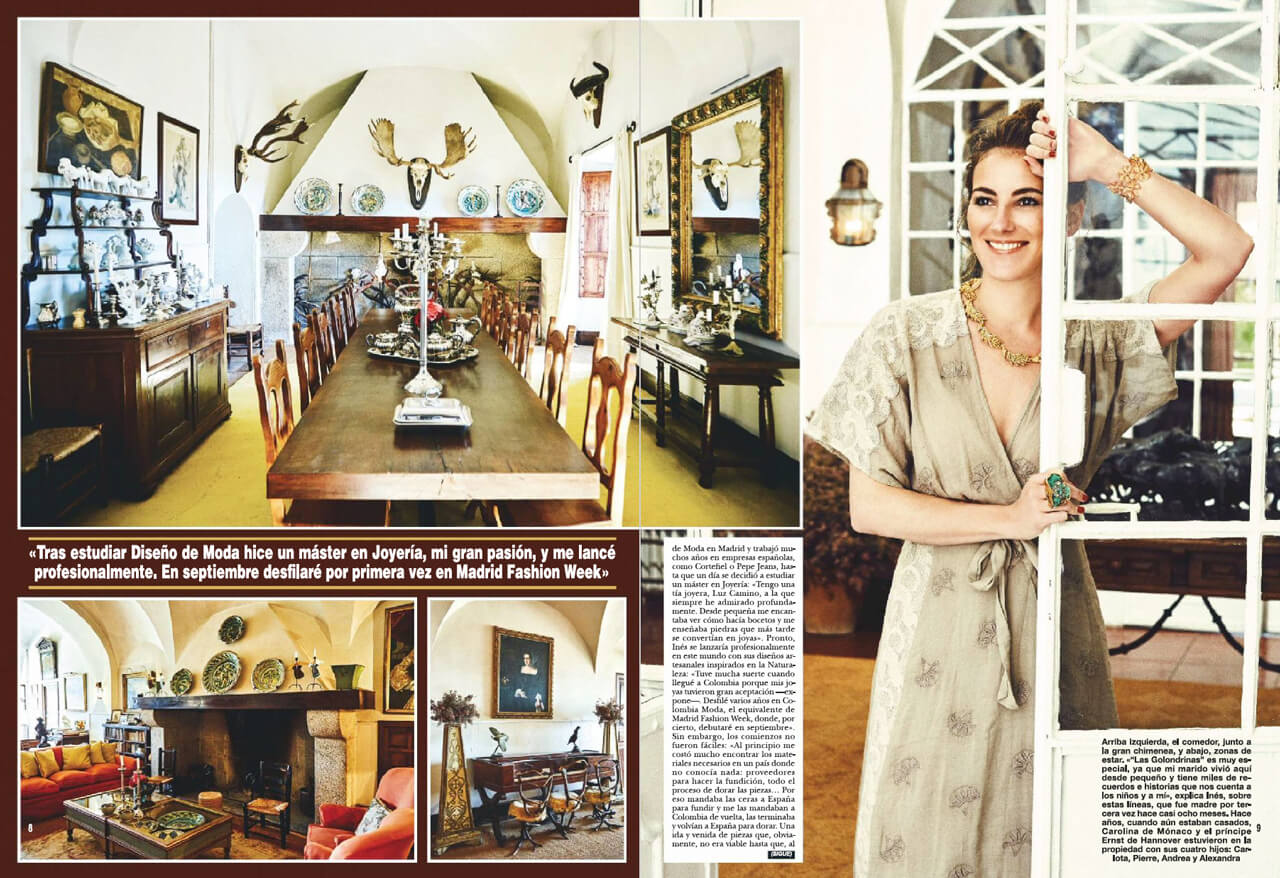 Revista_Hola_Spain_ines_sainz_3